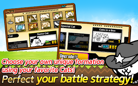 The Battle Cats v2.0.0