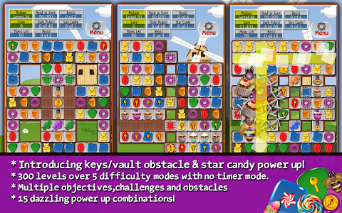 Sugar Drops - Match 3 puzzle v1.0