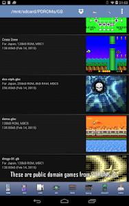 VGB - GameBoy (GBC) Emulator v4.5.1