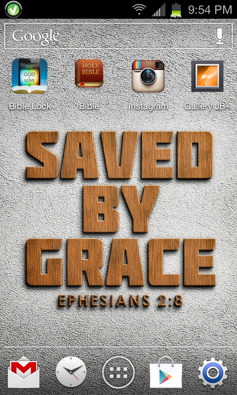 Bible Lock Screens™- screenshot