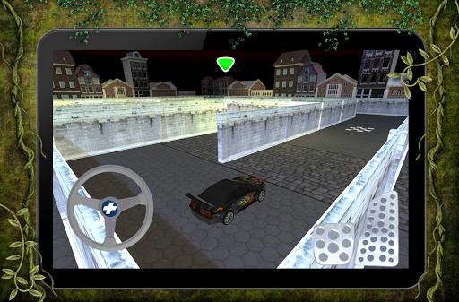 玩免費模擬APP|下載迷宮停車3D模擬器 app不用錢|硬是要APP