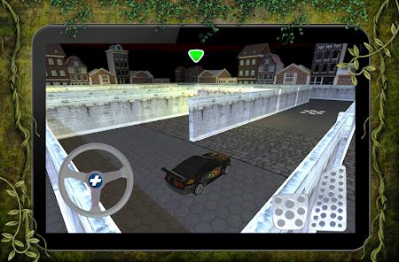 the maze parking simulator 3D 1.1 screenshot 1587189