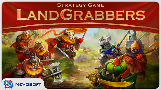 LandGrabbers: Strategy Game