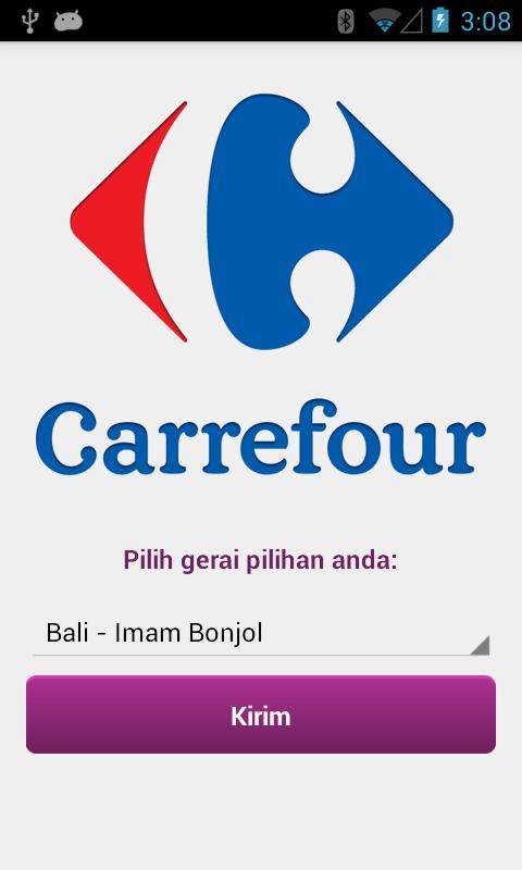 My Carrefour - screenshot