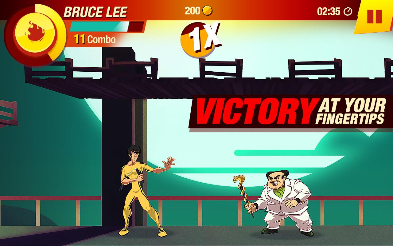 Bruce Lee: Enter The Game- screenshot