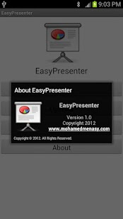 Easy Presenter- screenshot thumbnail