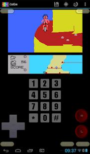 ColEm - Free Coleco Emulator- screenshot thumbnail