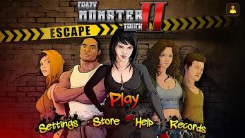 Screenshot of Crazy Monster Truck - Escape