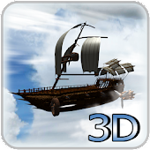 Airship HD Live Wallpaper