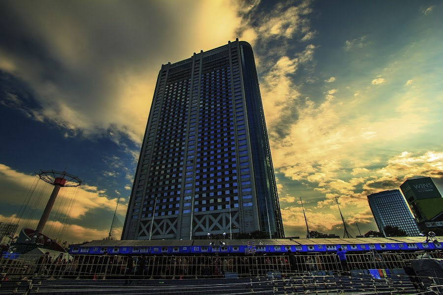 by Fadhil Aziz - Buildings & Architecture Office Buildings & Hotels