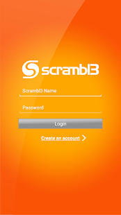 Scrambl3- screenshot thumbnail