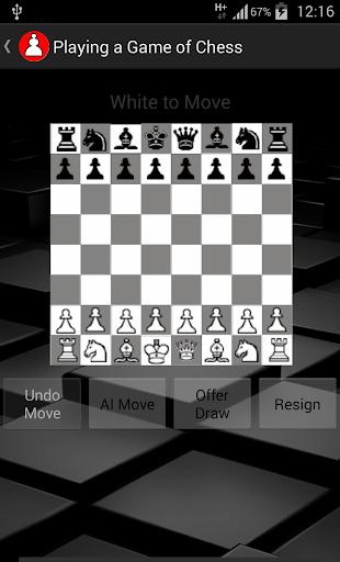 King Chess Game