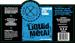 Black Bottle - Liquid Metal