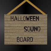 Halloween Sound Board 2014