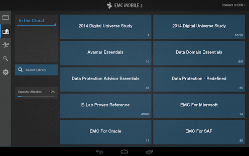 EMC MOBILE - screenshot thumbnail