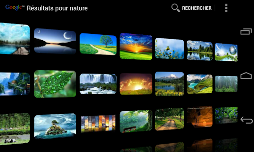 DroidIris : Image Search- miniatura screenshot