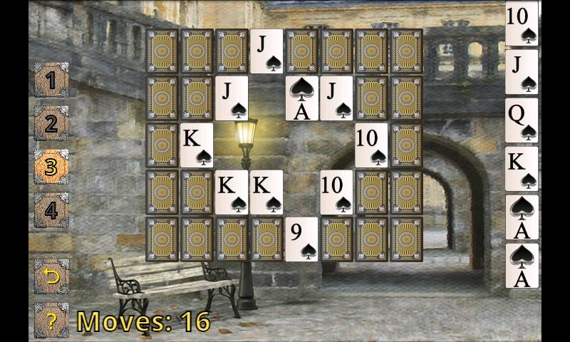 Brick Spider Solitaire HD- screenshot