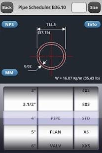 MaxANSI Piping HandBook Pro - screenshot thumbnail