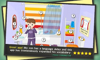 Screenshot of Words for Kids - Reading Games