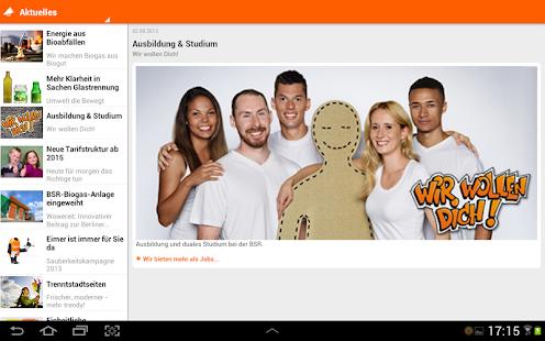 Abfall-App | BSR Screenshot 28