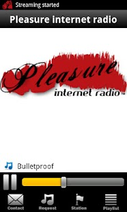Pleasure Internet Radio (Free) - screenshot thumbnail
