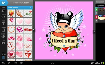 KoolrPix Studio Image Editor Screenshot 5