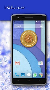 CM12 Blue Pop Theme v2.e
