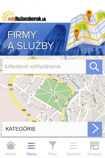 【免費旅遊App】Môj Ružomberok-APP點子