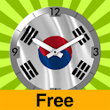 South Korea Analog Clock Lite logo