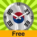 South Korea Analog Clock Lite logo