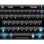 Theme for A.I.type Dusk BBlu א