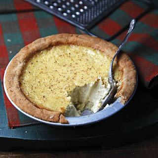 Nutmeg Custard Tarts