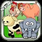Kids game free icon
