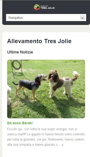 Allevamento Tres Jolie