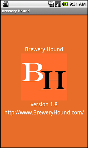 Brew Hound Brewery Beer Finder