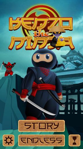 Kenzo - The Jumping Ninja