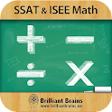 SSAT and ISEE Math icon