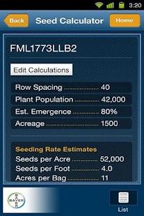 Seed Planner- screenshot thumbnail