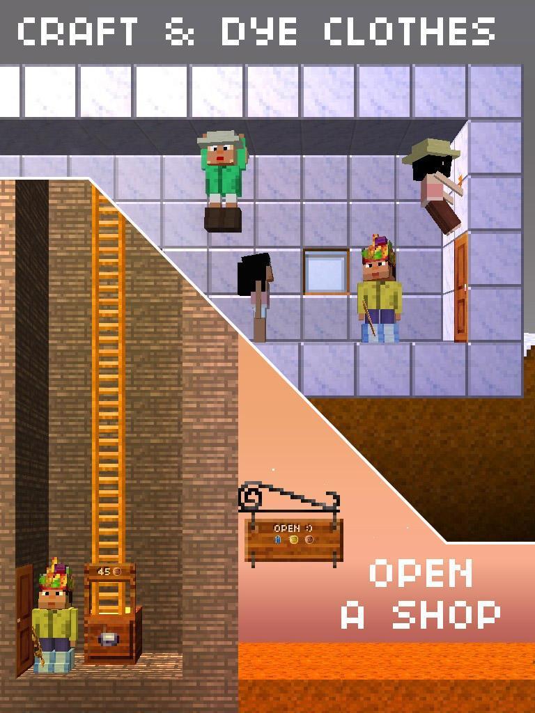 The Blockheads screenshot #3