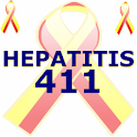 Hepatitis 411 logo