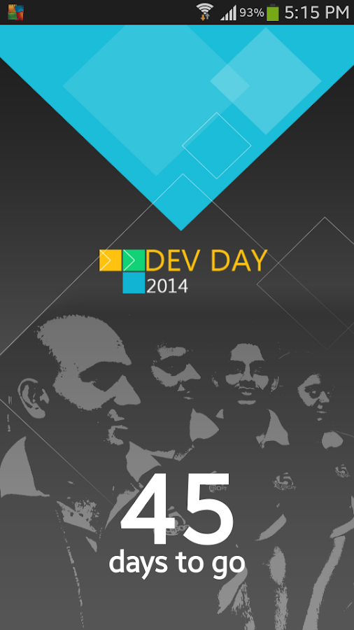 Dev Day 2014- screenshot