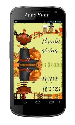 Thanks Giving Live Wallpaper