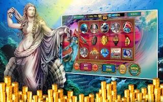 Screenshot of Slots Poseidon's Kingdom Pokie