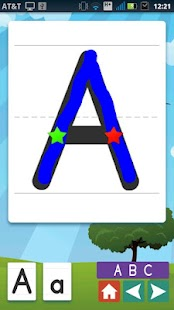 Phonics Trace & Learn - screenshot thumbnail