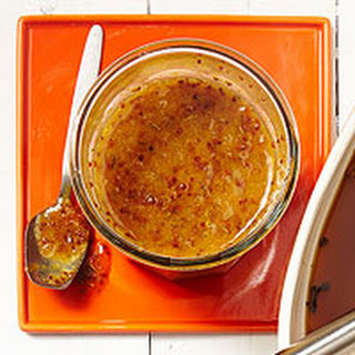 Apricot-Mustard Sauce