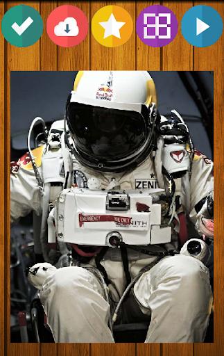 宇航員太空之謎