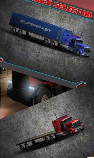 Simulator:Truck Driver 3D