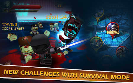 Call of Mini: Zombies 4.3.4 screenshot 9335