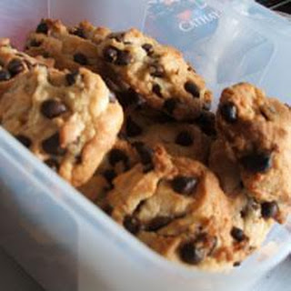 Egg Free Chocolate Chip Cookies Recipe