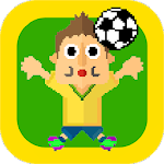 Run Ronaldinho football game! 1.0 Apk